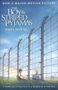 boy in striped pyjamas